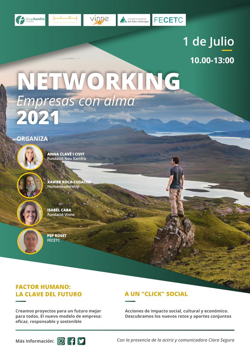 Networking Empresas con alma valor social